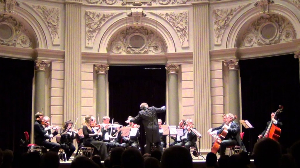 The String Orchestra of Orihuela, Spain