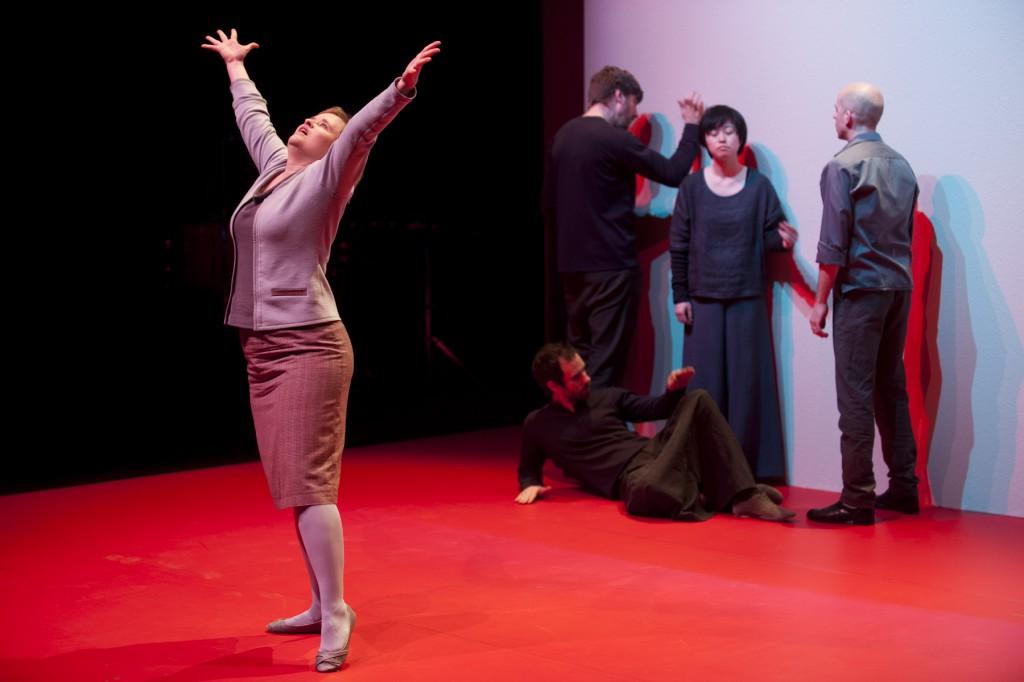Maerzmusik 2014: Shiva for Anne - Jenseitstrilogie III von Mela Meierhans, Haus der Berliner Festspiele am 16.03.2014