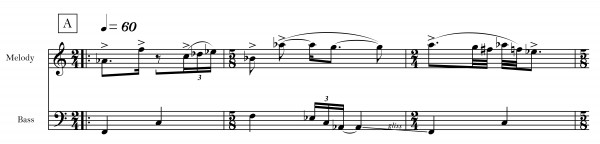 25 MCB 3 – Abbreviations – Opening bars