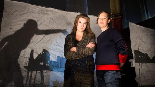 The initaitors – Liv Kristin Holmberg & Christina Lindgren (Photo: Tormod Lindgren)